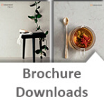 Caesarstone brochure downloads