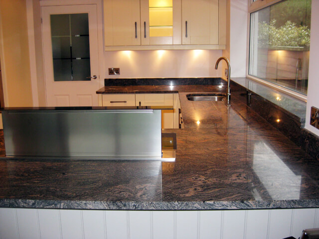 paridiso bash granite kitchen worktops