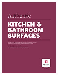 silestone brochure kitchen and bathrooms