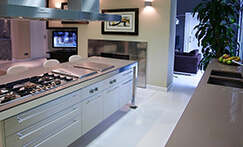 silestone kitchen design