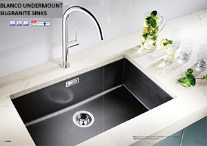 Blanco Undermount Sinks Quality Granite And Quartz